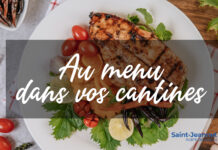 Menu Saint Jeannet